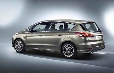 Ny Ford S-MAX - 6