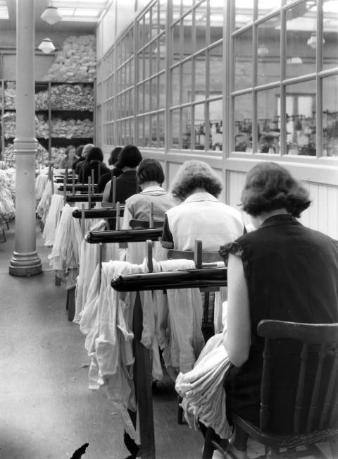 Malmö strumpfabrik