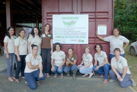 WTG-Suriname-Workshop-Gruppe