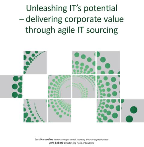 3gamma whitepaper 'Unleashing IT's potential – delivering corporate value through agile IT sourcing'