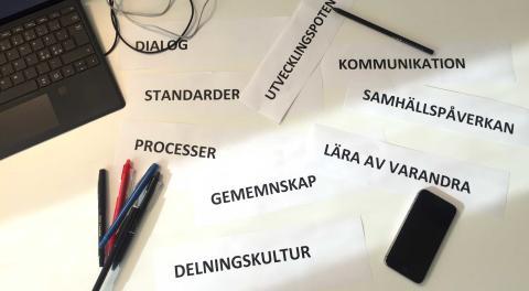Dialog för att påskynda användningen av BIM i byggbranschen