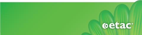 Etac blir grönt!
