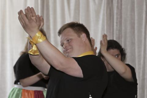Mycket stort intresse för Vuxenskolans Kulturfest för personer med intellektuell funktionsnedsättning