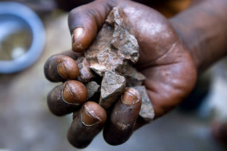 Business must reduce unjust sourcing of Conflict Minerals.