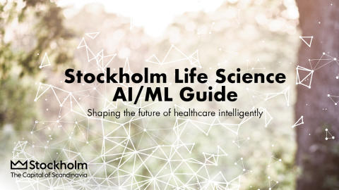 ​Intelligent healthcare is thriving in Stockholm