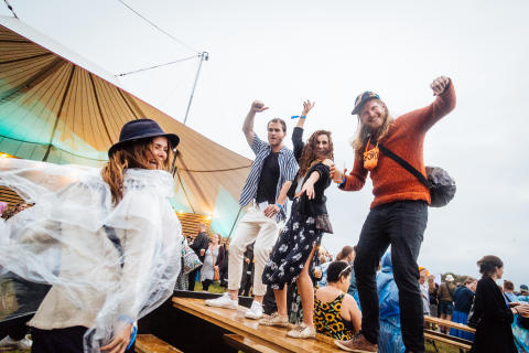The last NorthSide in Ådalen will be a taste of tomorrow's festival