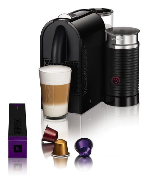 Nespresso lanserer Umilk!