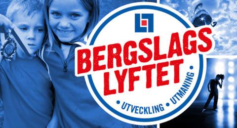 Bergslagslyftet sponsrar aktiv fritid för barn och unga