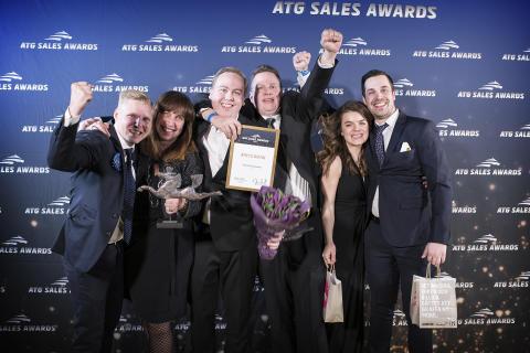 Årets ATG-butik 2017:  VinnaTillsammans, Eskilstuna
