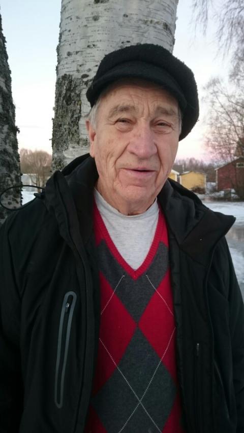 Bo Nilsson utsedd till hedersdoktor