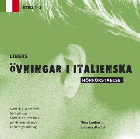 Libers övningar i italienska: Hörförståelse - Steg 1-2