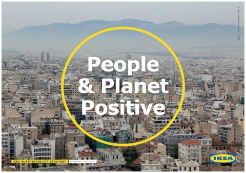 IKEA Sustainability Strategy People & Planet Positive_launched June 2018