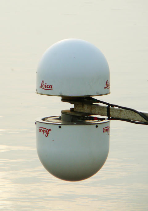 GNSS-mareografen vid Onsala rymdobservatorium 1