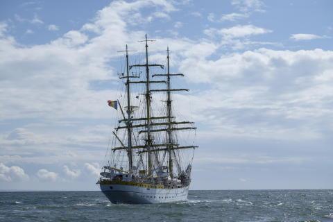 Kärt återbesök – så här blev The Tall Ships Races