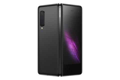 Samsung Galaxy Fold_Cosmos Black_2
