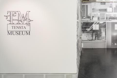 Tensta museum: Rapporter från nya Sverige