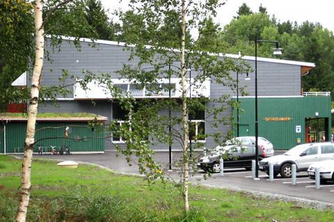 Skogslundens förskola Sveriges första certifierade passivhus
