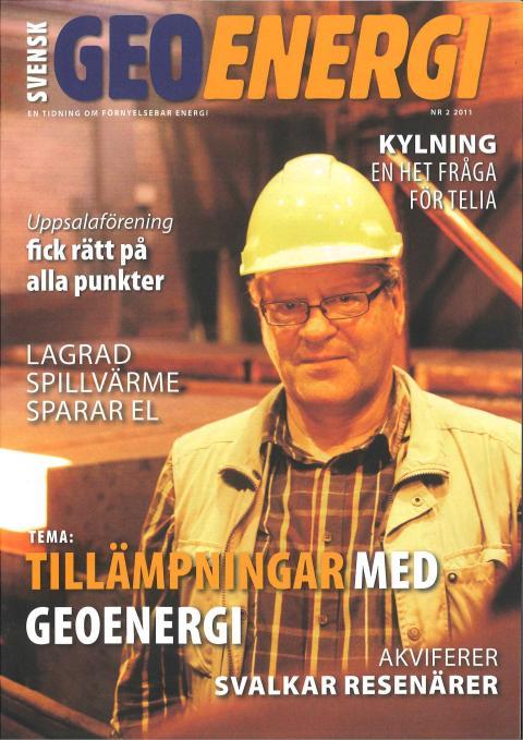 Svensk Geoenergi är ensidig - och det finns en poäng med det