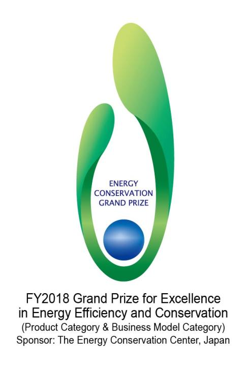 Epson Inkjets Win Grand Prize for Excellence in Energy Efficiency and Conservation