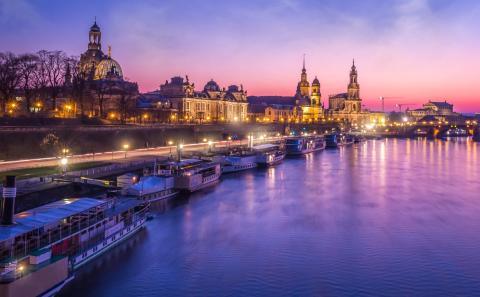 Rangliste der Städte: Dresden bei den Kurzurlaubern auf Platz eins