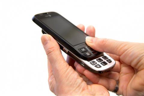 Smartphone Doro 740