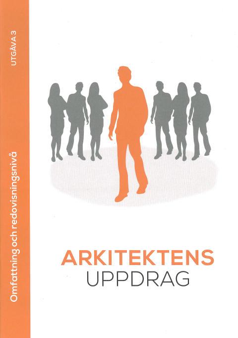Arkitektens uppdrag, utgåva 3 och interaktiv pdf