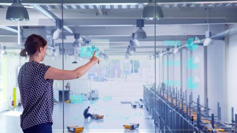 DACHSER gründet Enterprise Lab am Fraunhofer IML