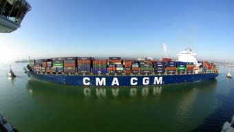CMA CGM lines up injection