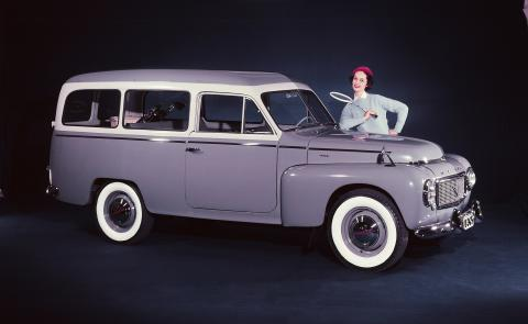 Volvo Cars ny huvudpartner för Tjolöholm Classic Motor