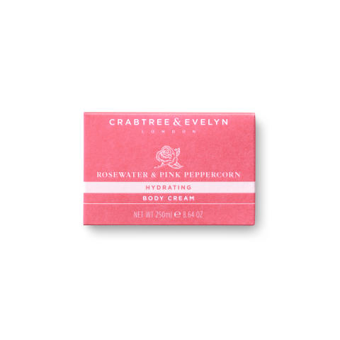 Rosewater & Pink Peppercorn Body Cream