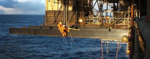 Rope Access Sverige AB och YellowOffshore™ inleder samverkan