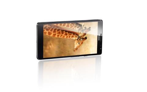 Huawei Ascend Mate - Landscape