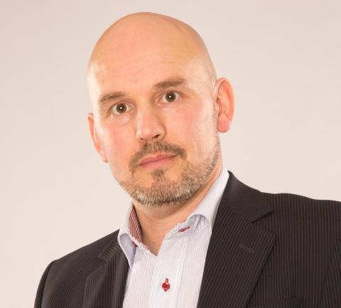 Raf Lemmens, sektionschef Uppsala Clinical Research Center
