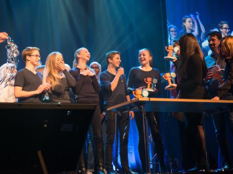 Fäladsgården i Lund vann 2016 års final av Spänningssökarna