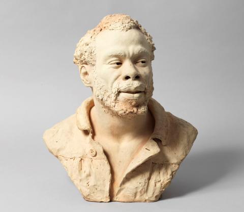 Nyförvärv: Verner Åkermans skulptur av Pierre Louis Alexandre