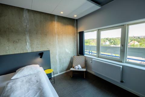 Zleep Hotel Aarhus værelse