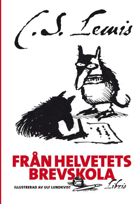 Omslagsbild: Från helvetets brevskola (C S Lewis)