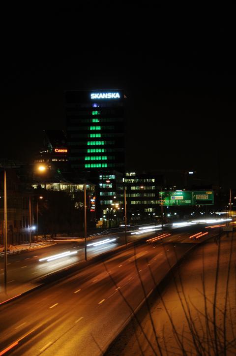 Gröna Skrapan, Göteborg