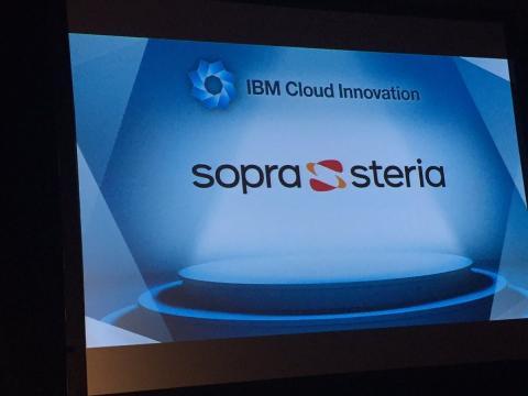 Sopra Steria vant Cloud Innovation-pris