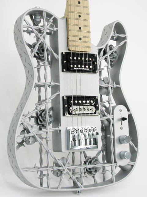 Heavy_Metal_3D_Printed_Aluminium_Guitar