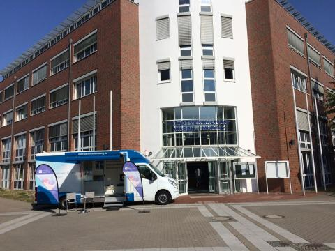 Beratungsmobil der Unabhängigen Patientenberatung kommt am 8. November nach Waren (Müritz).