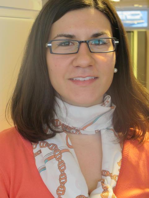 Tanja Eble ny produktchef inom Miele Hushållsavdelning