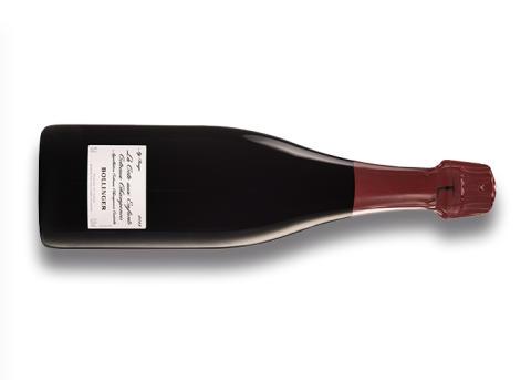 Unikt rött vin från Champagnehuset Bollinger!