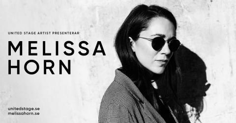 Melissa Horn tillbaka med ny musik och stor turné