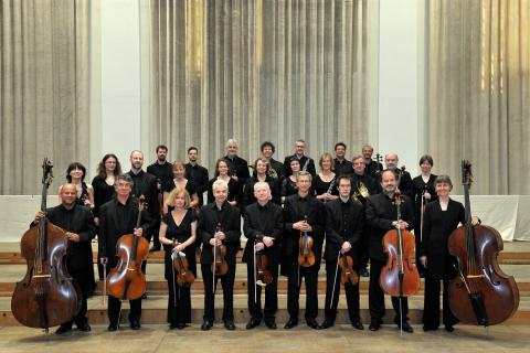 Academy of St Martin till Malmö Chamber Music