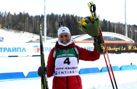 Ingrid bronsemedalje
