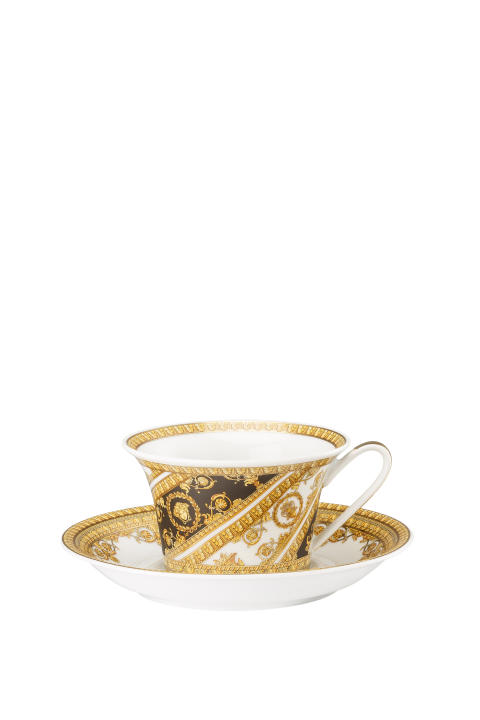 RmV_I love Baroque_Bianco-Nero_Tea cup