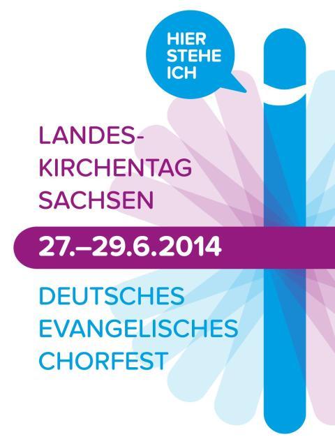 Landeskirchentag Sachsen und Deutsches Evenagelisches Chorfest in Leipzig