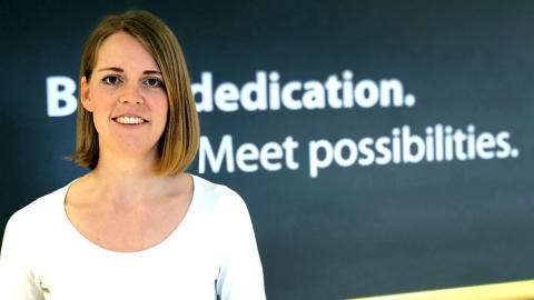 Sandra Martinsson, PR & Communications Manager JYSK Sverige