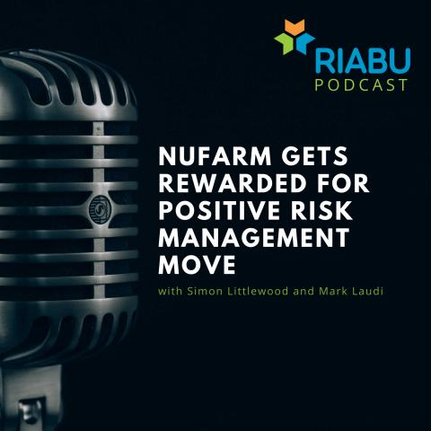 Nufarm gets rewarded for positive risk management move